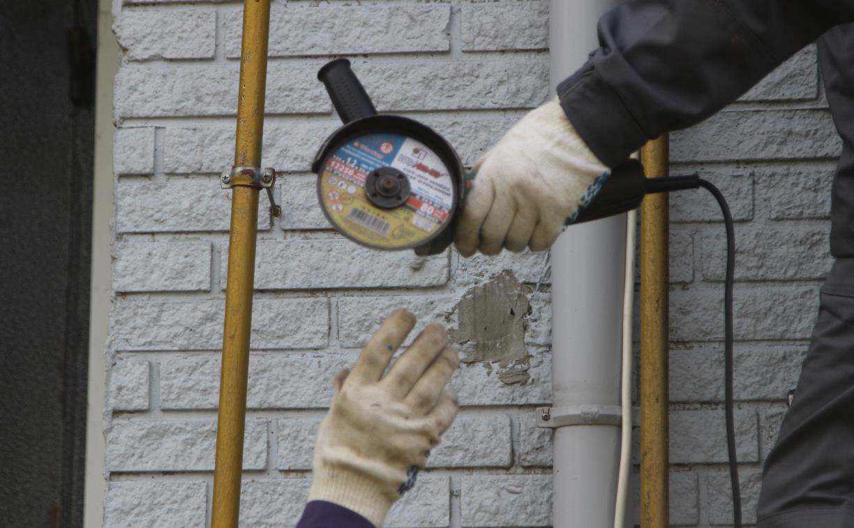 В Бунырево владелице коттеджа отключили газ за долги: фоторепортаж