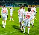«Арсенал» разгромил казахский «Иртыш»