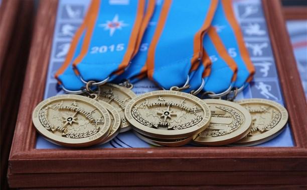 Тульские спортсмены будут участвовать в соревнованиях по пожарно-прикладному спорту