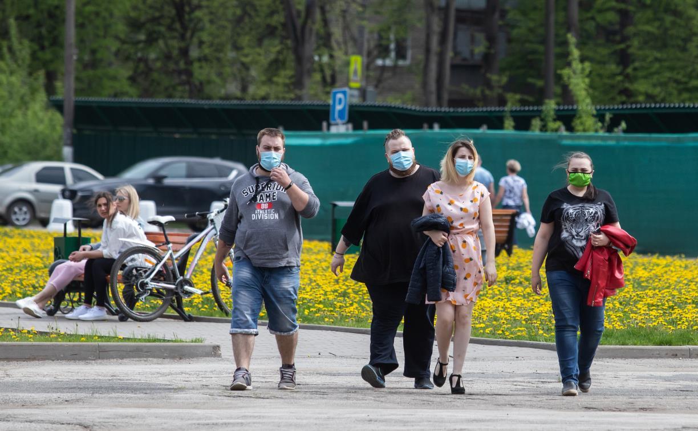 Первый день «масочного режима» в Туле: носят ли туляки маски?