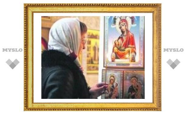 Завтра православные туляки отметят Крещенский сочельник
