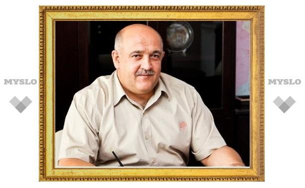 В Туле новый начальник Центра гражданской защиты и спасательных работ