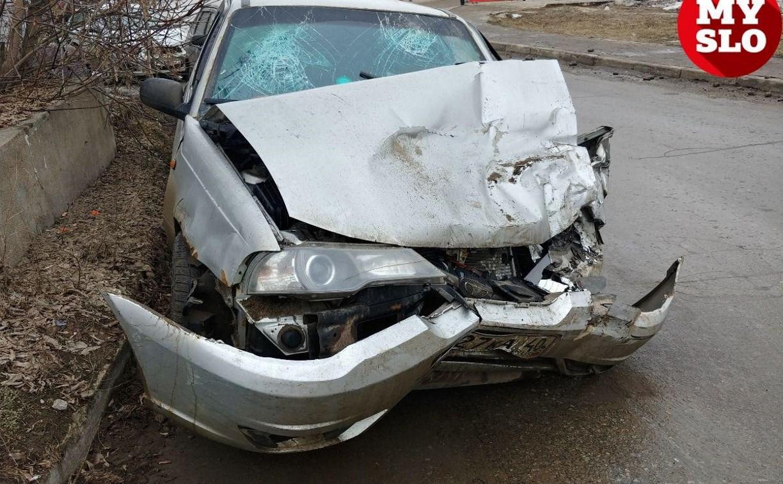 В ДТП на Демидовской плотине в Туле пострадали несколько человек