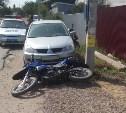 В Киреевске насмерть разбился пьяный мотоциклист