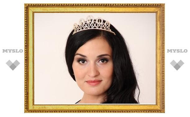 Тулячка едет на международный конкурс красоты Miss Global International