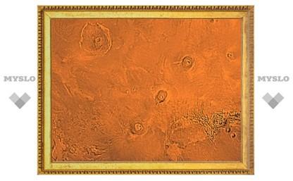 Марсианские каналы оказались лавовыми образованиями