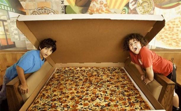 На День города в Туле приготовят гигантскую пиццу, 100-метровый ролл и 40-килограммовый пряник