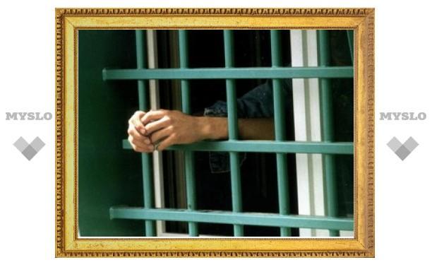 В Туле задержан беглый заключенный