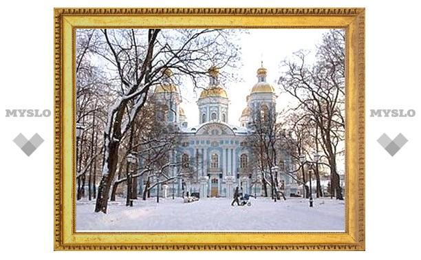Николо-Богоявленский морской собор Петербурга отметил 250-летие