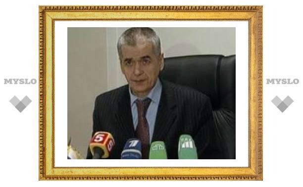 Онищенко не рекомендует детям соблюдать Великий пост