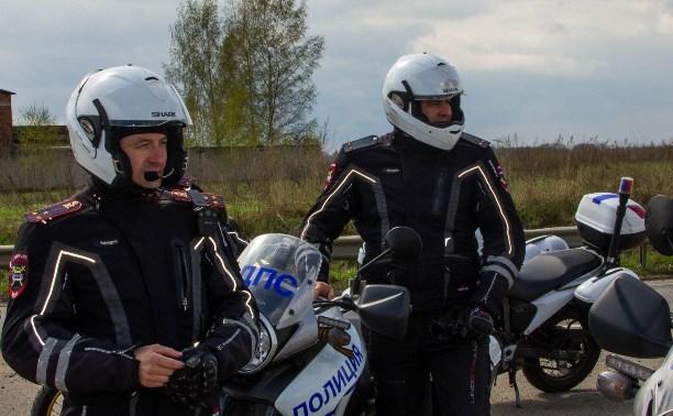 За прошлую неделю мотогруппа Госавтоинспекции поймала 35 мотоциклистов-нарушителей