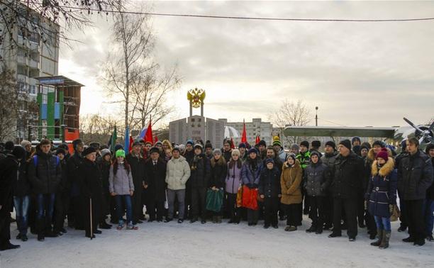 В Туле состоялось торжественное открытие памятного знака «Герои земли Тульской»