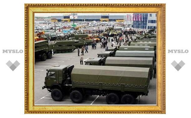 Туляков приглашают посмотреть лучшие военные разработки