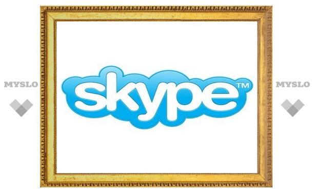 Туляки остались без Skype
