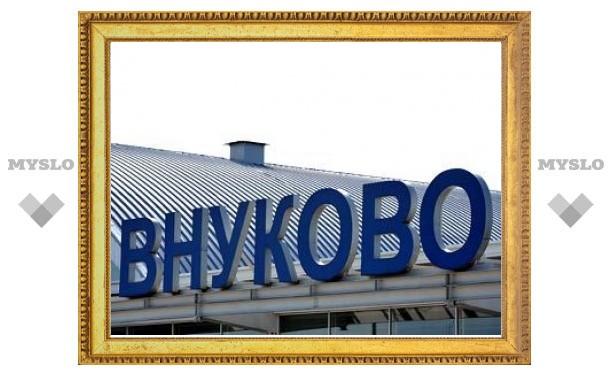 """Медведев внезапно приехал проверять """"Внуково"""""""