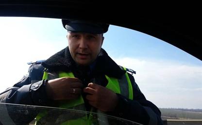 На ул. Оборонной задержали пьяного водителя