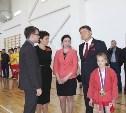 За три года в Тульской области было построено 515 спортивных объектов