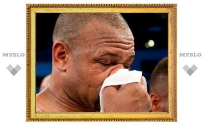 Рой Джонс простил Лебедеву последний удар