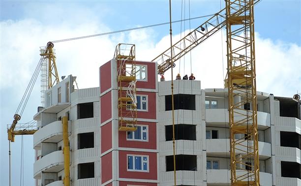 Тульская область лидирует по строительству жилья взамен аварийного