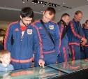 Футболисты «Арсенала» посетили Тульский музей оружия
