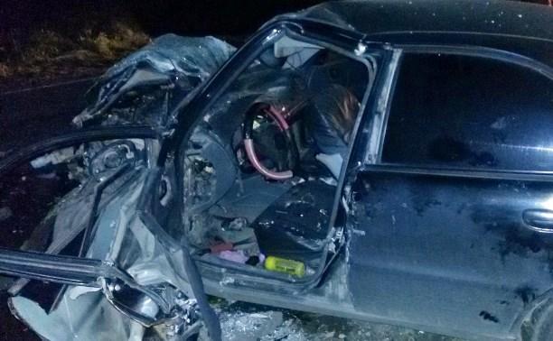 Смертельное ДТП в Киреевском районе: погибла 16-летняя девушка
