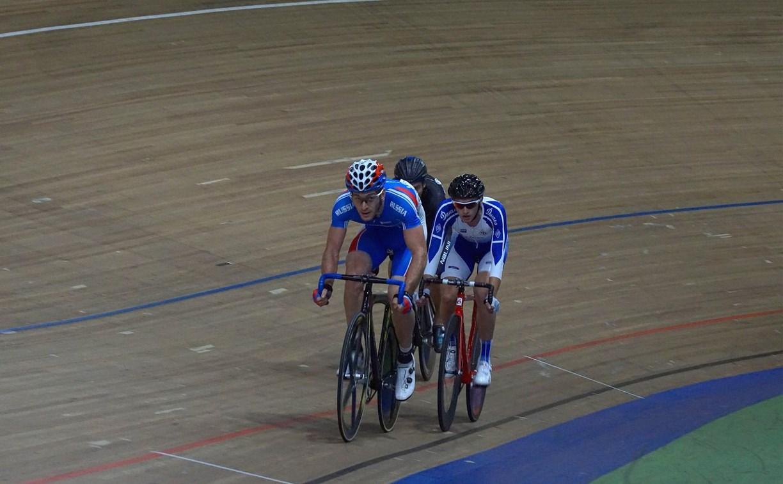 Тульские велогонщики стали чемпионами России в мэдисоне
