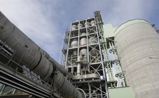 В Алексинском районе расширят производство цемента