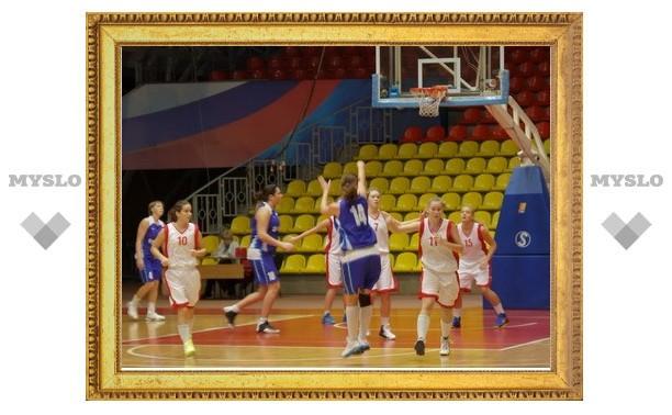 Тульские баскетболистки сыграют в финале «КЭС-Баскета»