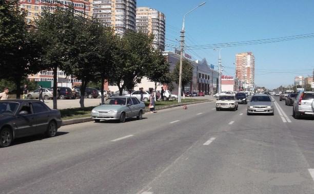 В авариях с пешеходами в Туле и Ефремове пострадали две женщины
