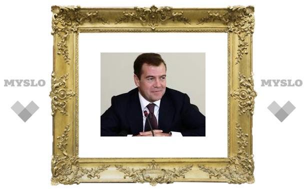 Дмитрий Медведев сделает из Тулы строительный центр России?