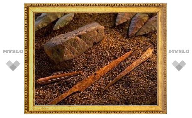 """Рецепту """"жарки"""" стрел оказалось 75 тысяч лет"""