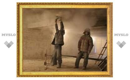 Как ремонтируют переход на ул. Станиславского