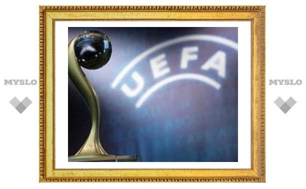 25 матчей под подозрением УЕФА