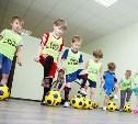 «Футбостарз» для дошкольников: теперь в Туле