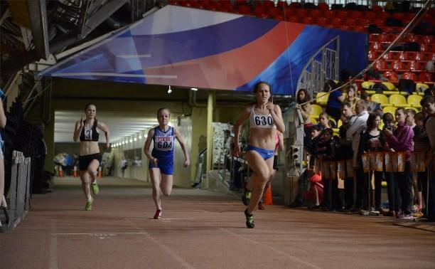 Тульские легкоатлеты примут участие в соревнованиях «День спринта»