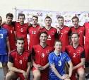 Волейболисты ТулГУ заняли второе место на соревнованиях в Смоленске