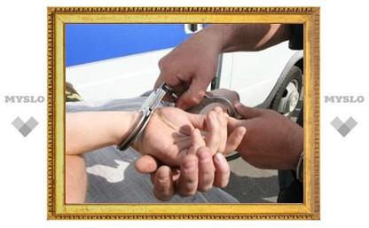 В Туле вор совершил преступление в беспамятстве
