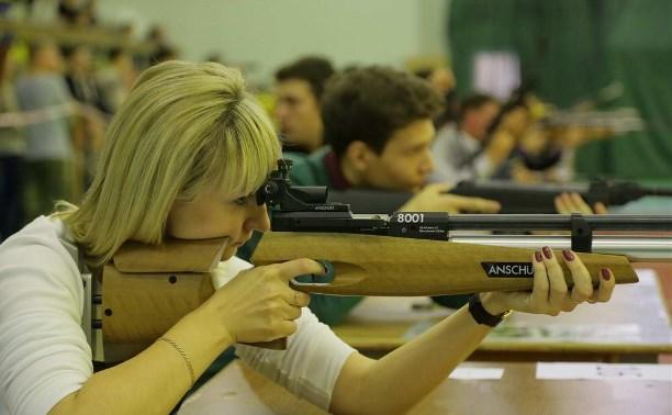 В ТулГУ «отстрелялись» команды оборонных предприятий и учебных заведений
