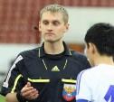 Матч «Арсенал» – «Балтика» будет судить арбитр из Азова