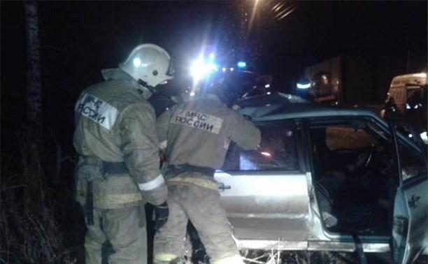В Новомосковске несколько человек пострадали в результате ДТП