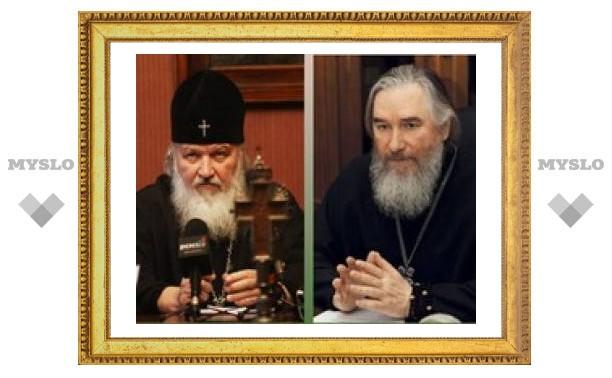 На кандидатов в Патриархи посмотрели с разных сторон
