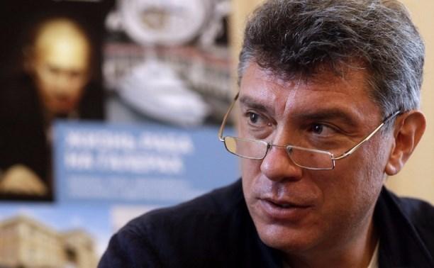 В Туле состоится митинг, посвященный памяти Бориса Немцова