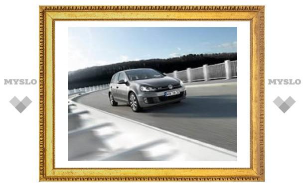 """""""Заряженный"""" Volkswagen Golf получил дизельный двигатель"""