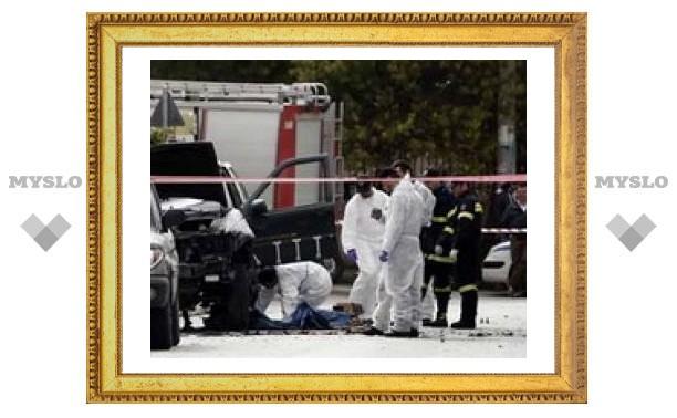 У офиса Citibank в Афинах взорвалась бомба