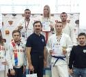 Тульские рукопашники завоевали пять медалей на чемпионате ЦФО
