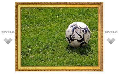 В Туле стартовал футбольный «Снеговик»