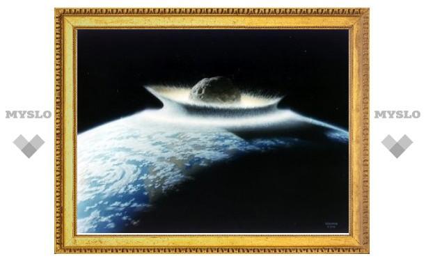 Юпитерианские спутники попали в зону действия земных метеоритов