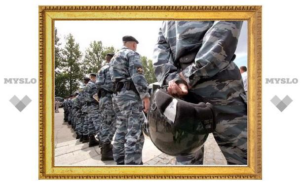 Милиция подтвердила, что туляков на Парад Победы не пустят