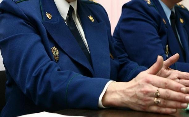 Прокуратура внесла представление главе администрации Арсеньевского района