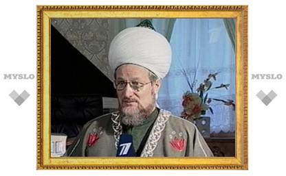 Верховный муфтий предложил добавить на герб России полумесяц
